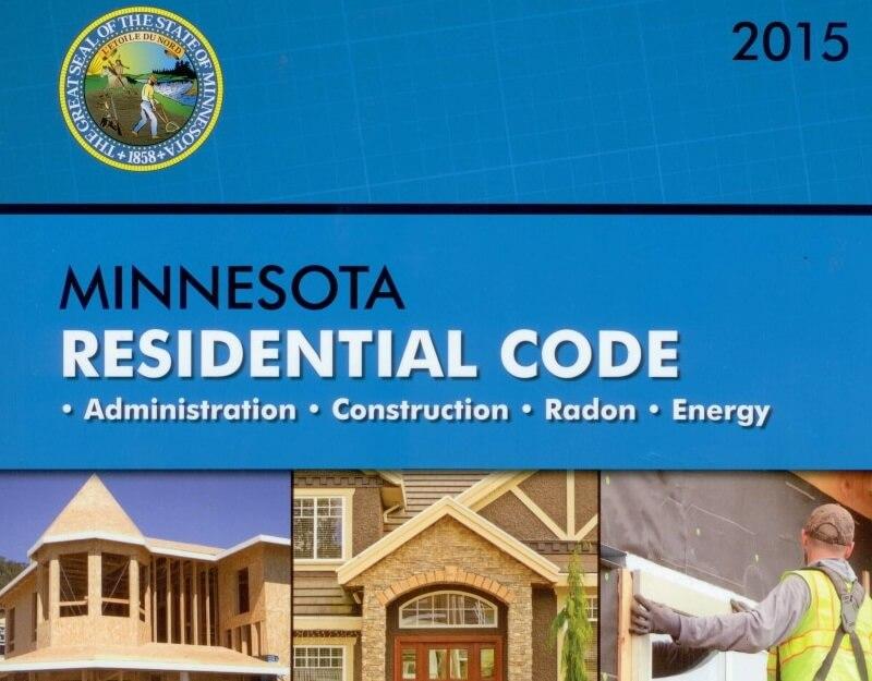 Minnesota-Residential-Code-2015