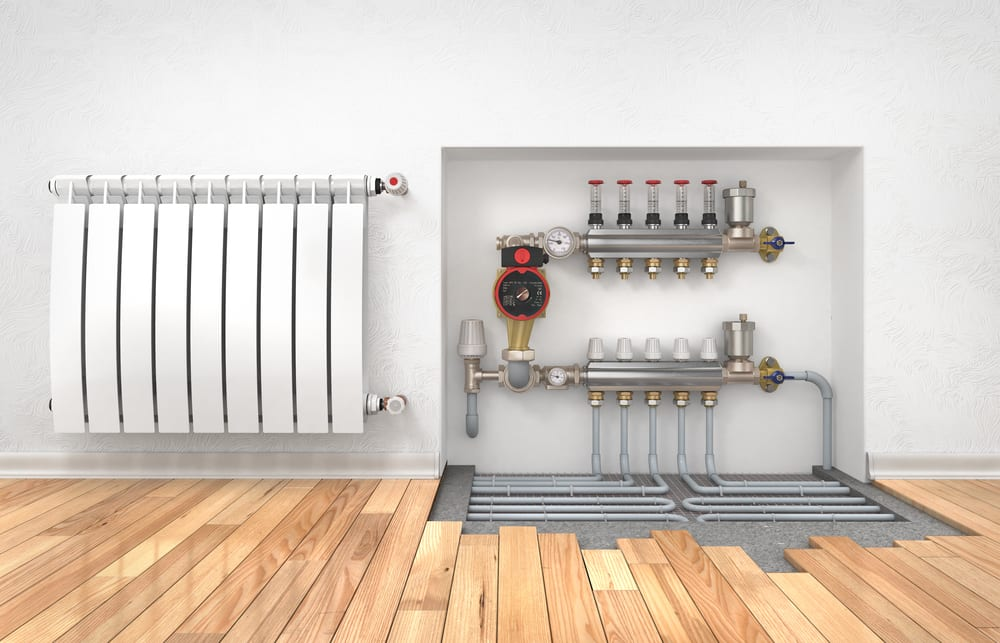 Using Glycol In Hydronic Heating Systems Ep Sales Inc
